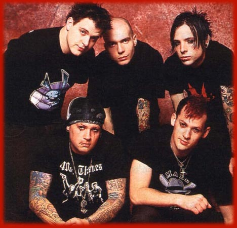 Enter to Good Charlotte homepage